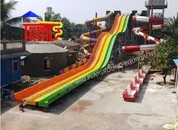 Water Slide Malti Play System