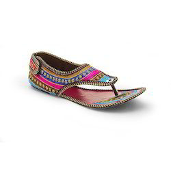 Women Resham Work Sandals 321