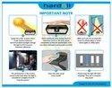 Outdoor LED Solar Motion Sensor Light 136 LED