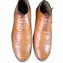 Shubham Ten Mens Brown Lace Up Designer Shoes