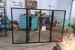 Window Grill Fabrication Service