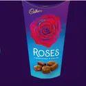 Cadbury Roses Chocolate, Packaging Type: Packet