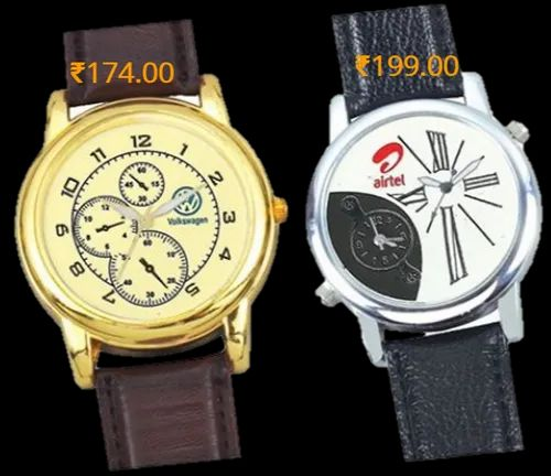 Corporate Promotional Gift Customized Wrist Watches
