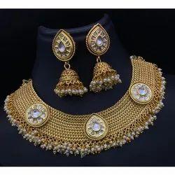 RSB Ladies Party Wear Necklace Set