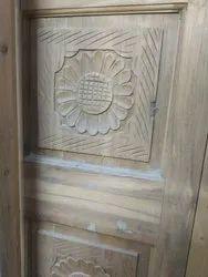 Wooden Main Doors