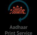 Aaadhar Print Service