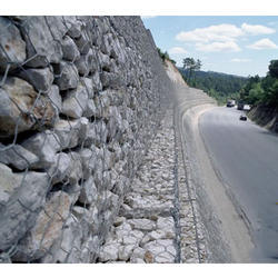 Gabion Box For Road Protection, Usage: Industrial, Domestic, Defence