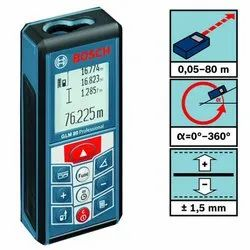 Bosch GLM 80 Laser Distance and Angle Measurer