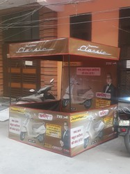 Advertising Promotional Canopy