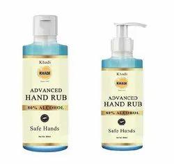 Khadi Liquid Hand Cleaner, Packaging Type: Bottle, Size: 500ml