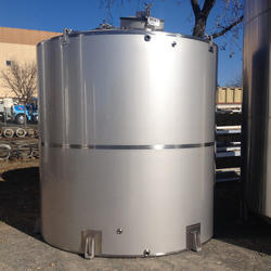 Steel Chemical Storage Tank