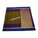 Printed Party Wear, Festive Wear Ladies Traditional Cotton Silk Saree