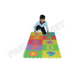 Number Puzzle Mat