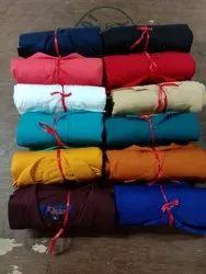 Collar Neck Linen Mens Shirt
