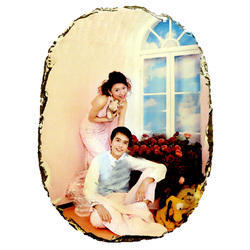 Sublimation Rock Photo Frame (VSH - 35)