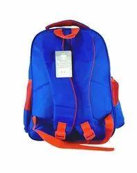 Spider Man Printed School Bags.
