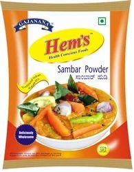 Hem's Sambar Powder, 100g, Packaging: Packet