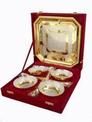 Decorative Brass Material Wedding Gift