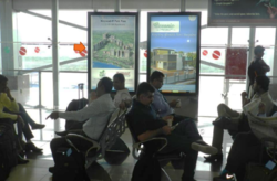 Flex Airport Advertisement Services, in Pan India