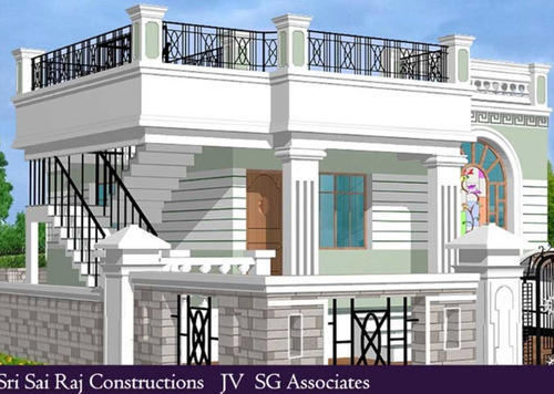 House Builders, Residential Building Construction Service