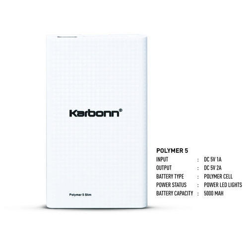 Karbonn 5000 mAh Power Bank