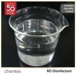 Chemtex RO消毒液,等级:技术型,包装类型:HDPE瓶