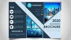 3 Days Brochure Designing