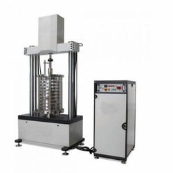 Tri Axial Testing Machine