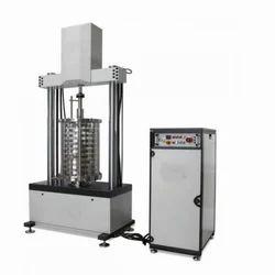 Tri Axial Testing Machine