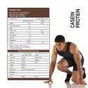 Casein Protein Gourmet Chocolate 1 kg