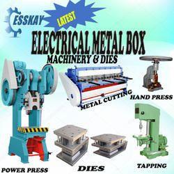 Electrical Modular Metal Box Machines