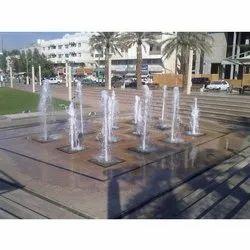 Modern Aeistro Foaming Water Jet Fountain for Garden Decoration