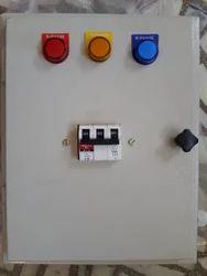 Monkey Lift Control Panel
