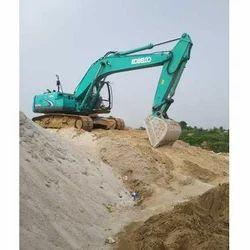Kobelco Hydraulic Excavator Rental Services