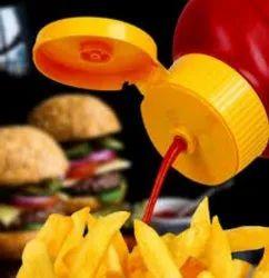 Ketchup Flip Top Caps