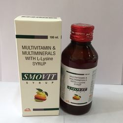 Multivitamin Multiminerals With Lysine Syrup
