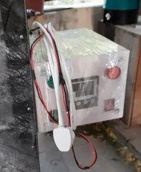 Sanitizer tunnel kit