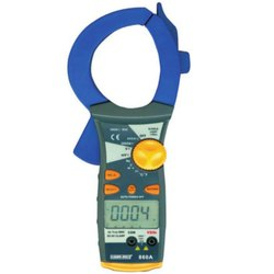 Clamp Multimeter 3000 A Ac TRMS AC DC Digital Dual Display