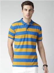 Cotton Mens Polo T Shirts
