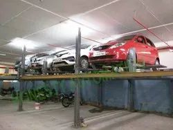 Multi-Floor Car Parking System