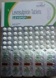 Levosulpride 25 mg Tablets