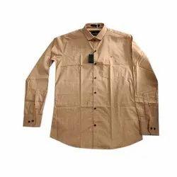Orner Collar Neck Men Designer Cotton Shirt