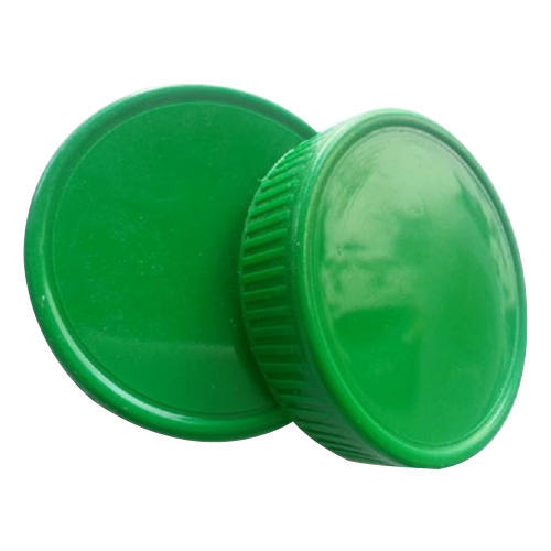 Round Green Injection Molding Job Works