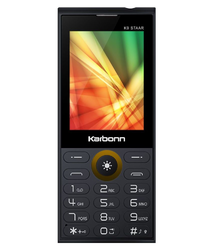 Karbonn K9 Staar 4GB and Below Black Grey