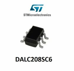 DALC208SC6- Low Capacitance Diode Array / ST Micro