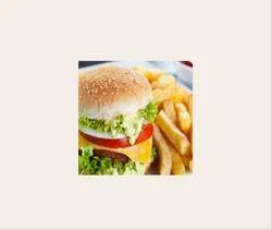 Veg Pocket  Burger