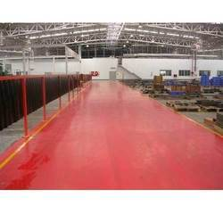 Industrial Epoxy Flooring Services