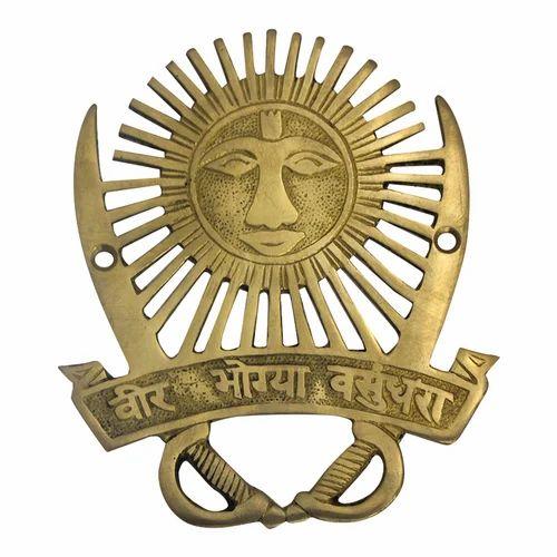 royal enfield badges at rs 143 piece peetal ka billa प तल