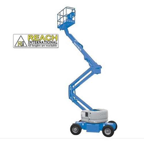 15mt Z45 Genie Electric Articulating Boom Lift