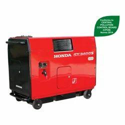 Air Cooled Honda Generator, 220 / 240 Volt